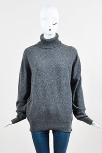 Herms Hermes Cashmere Ribbed Sweater