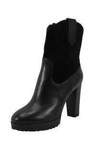Hogan Eu Us Womens black Boots