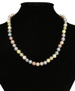 Honora Honora Multi Color Bright Cultured Freshwater Pearl Necklace 20 B3379