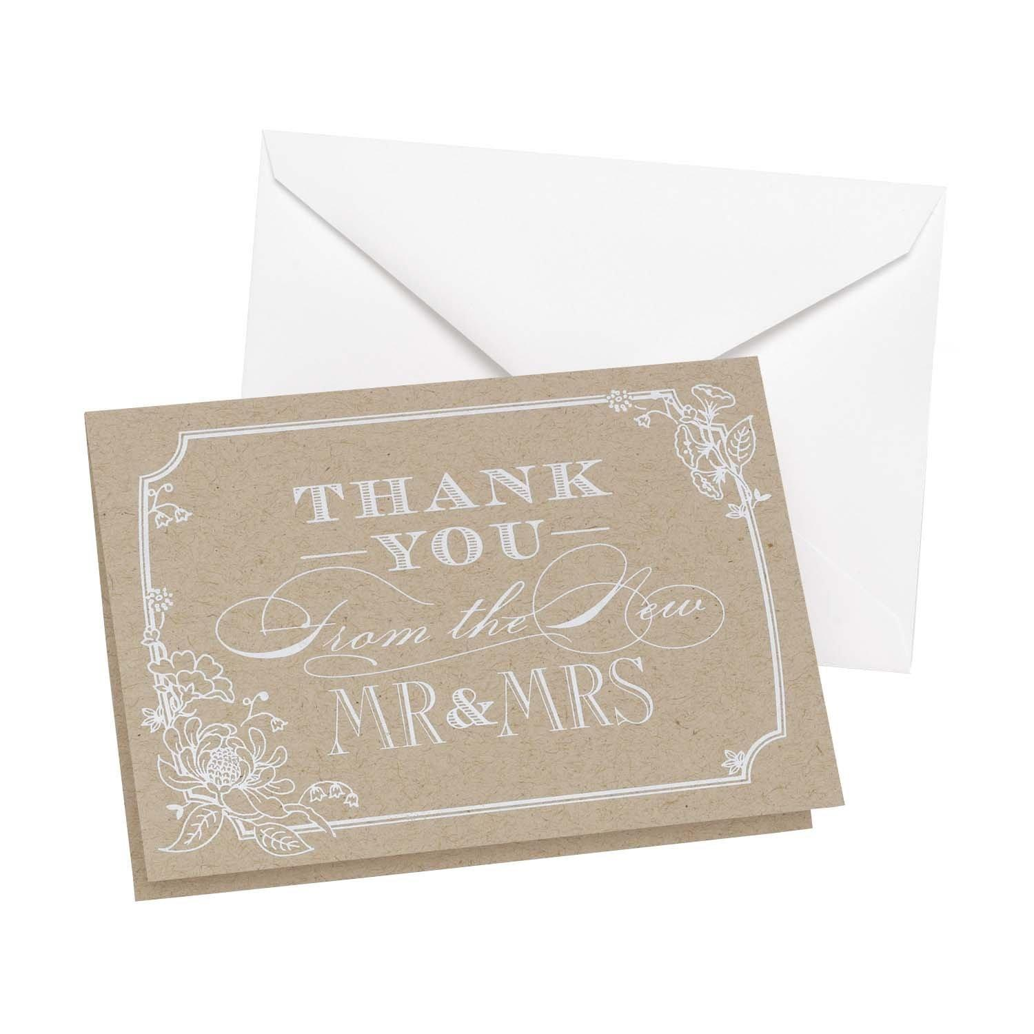 Hortense B Hewitt Country Blossom Thank You Cards 50 Pack Tradesy