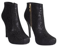 House of Harlow 1960 Leslie Black Boots