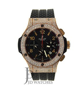 Hublot Hublot Big Bang Evolution 44mm- Red Gold With Diamonds - 301.px.130.rx