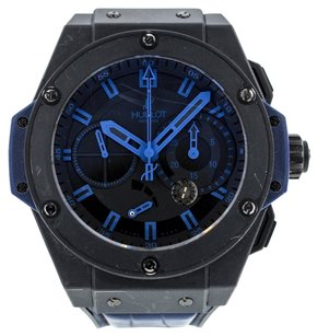 Hublot King Power Foudroyante 45mm 709.C1.1190.GR Split Second Mens Watch WTHB8