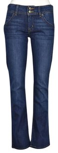 Hudson Jeans Womens Blue Wash Boot Cut Jeans