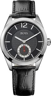 Hugo Boss Hugo Boss Leather Mens Watch 1512793