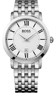 Hugo Boss Hugo Boss Men's 1513139 Silver Stainless-Steel Quartz Watch