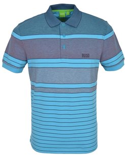 Hugo Boss Men's Polo T Shirt Multi-Color