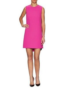 Hunter Bell short dress Pink Black Pollock on Tradesy