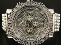 IceTime Icetime Joe Rodeo Jojo Custom Band Diamond Watch Ct