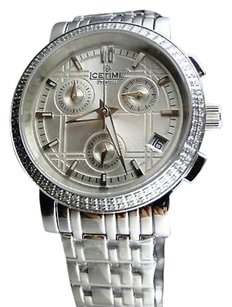 IceTime Lady Icetimejojojoe Rodeo Diamond Princess Watch 1 Ct