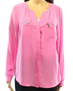 INC International Concepts 100% Polyester 54229fr899 Top