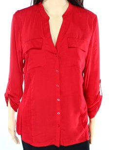 INC International Concepts 100% Polyester 5x686re899 Top