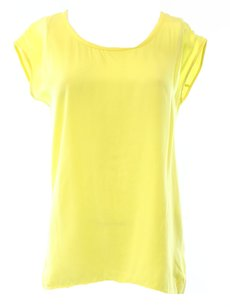 INC International Concepts 5h607sd899 Color-yellow Condition-new-with-tags 3117-0249 Top