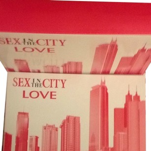 Instyle Sex in the City Love gift set for women