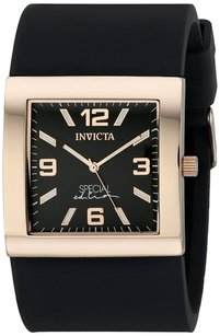 Invicta Brand New Invicta Women's 18813 Angel Analog Display Japanese Quartz Black Watch