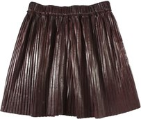 Isabel Marant 40 Leather Kah Skirt