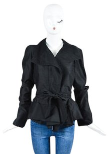 Isabel Marant Button Up Black Jacket
