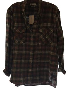 Isabel Marant Button Down Shirt Multi