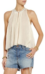 Isabel Marant Ted Top Ivory