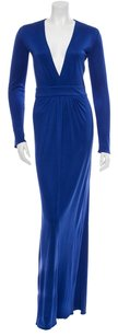 Blue Maxi Dress by ISSA London Maxi Cobalt Alice + Olivia