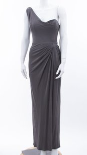 Gray Maxi Dress by ISSA London Grey Silk One