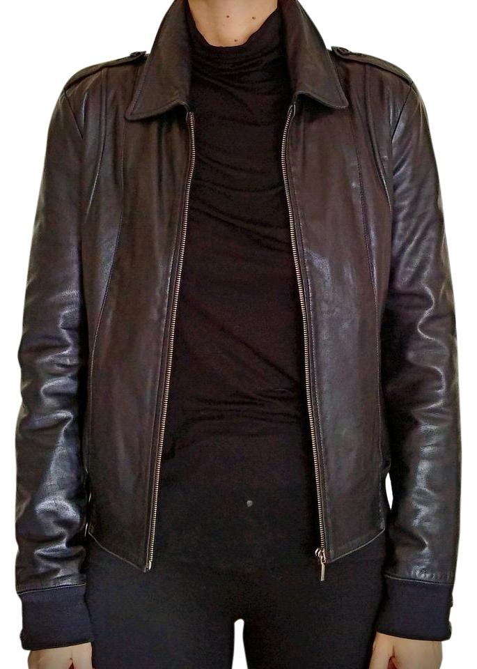 On the scale of luxury purchases, the leather jacket sits somewhere between an uncontracted smartphone and a downpayment for a luxury car. But done right, the jacket will outlast them both. But done right, the jacket will outlast them both.