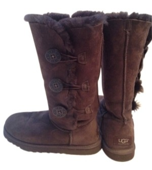 Ugg Chocolate Brown Tall Boots