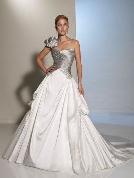 Mon Cheri (sophia Tolli) Y11200 Wedding Dress