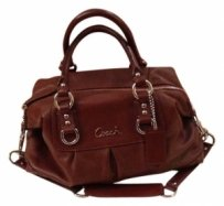 Coach Bag - Satchel in Walnut
