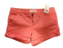 Forever 21 Mini/Short Shorts Salmon