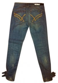William Rast Dragon Fly Style #r5312wx972 Skinny Jeans