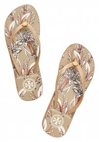 Tory Burch floral pattern Sandals