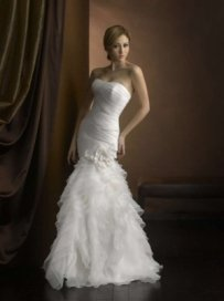 Allure Bridals P851 Wedding Dress
