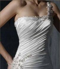 Maggie Sottero Desirae Wedding Dress