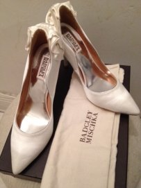 Badgley Mischka Wysdom Ii Wedding Shoes