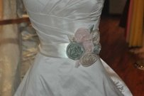 Bridal Or Flower Girl Sash