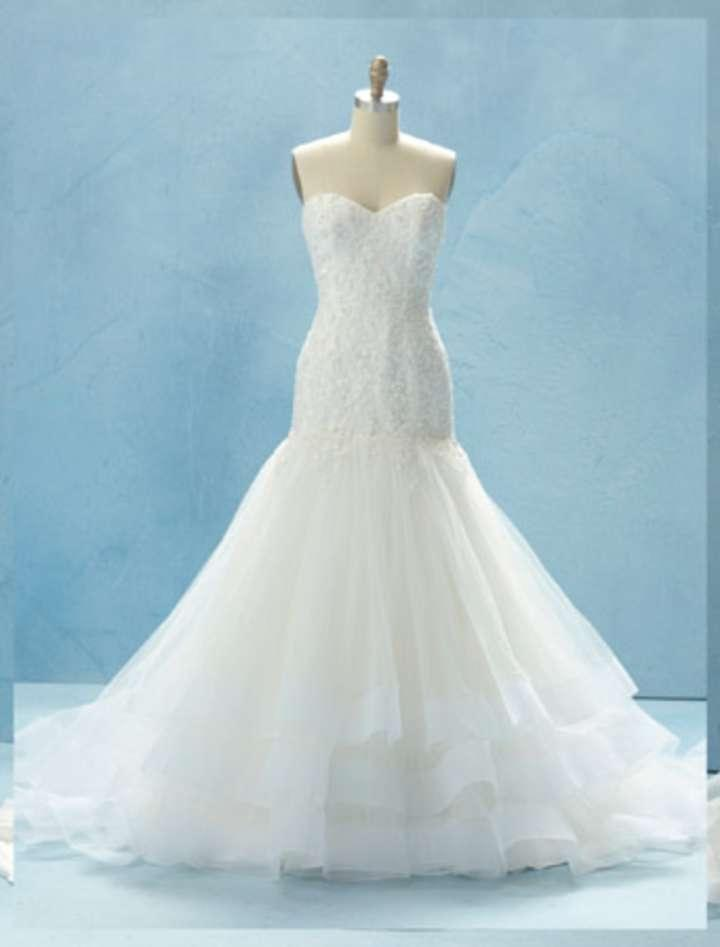 301 moved permanently for Disney princess cinderella wedding dress