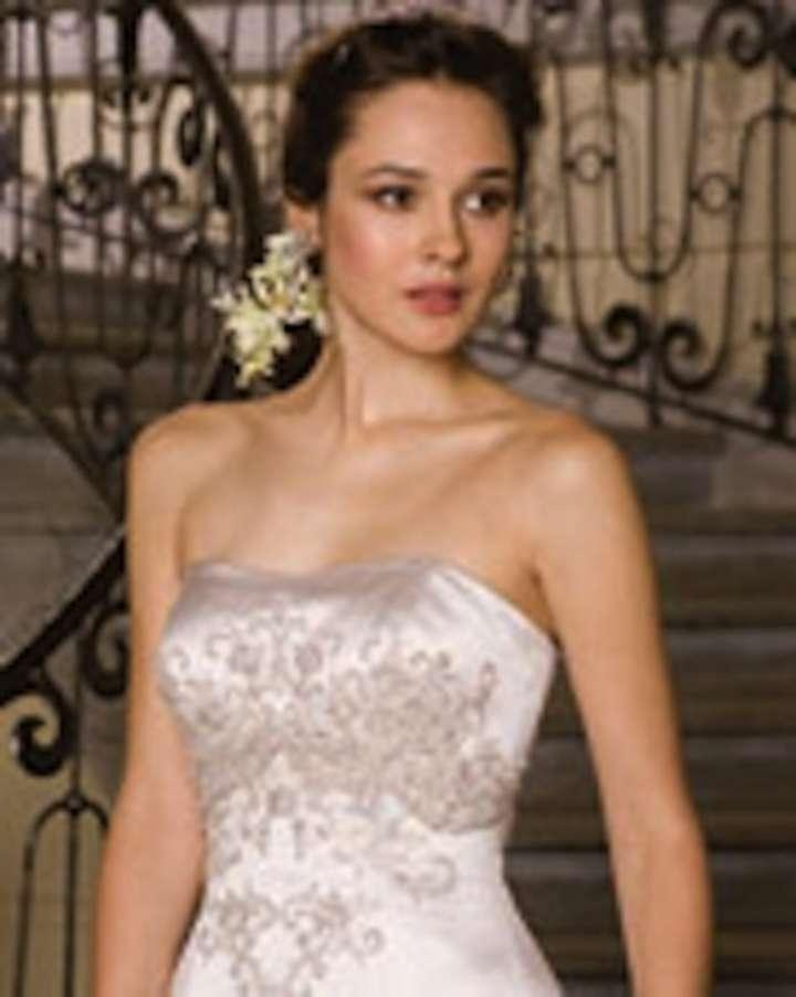 Wedding dress tradesy weddings for Christian michele wedding dress