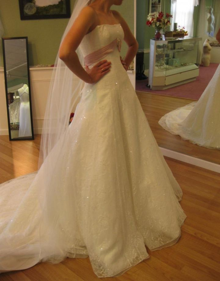 301 moved permanently for Maggie sottero couture wedding dress