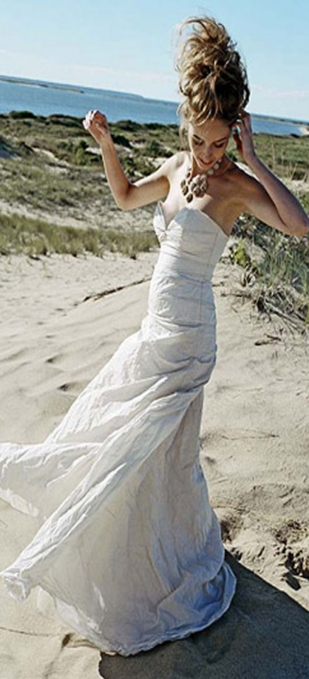 301 moved permanently for Nicole miller strapless wedding dress