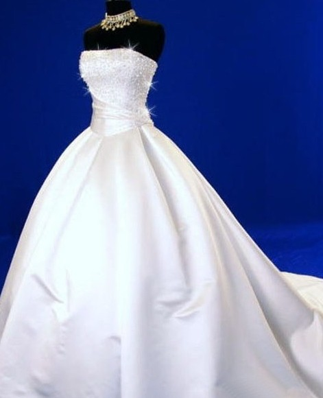 Enchanted Gowns Wedding Dress