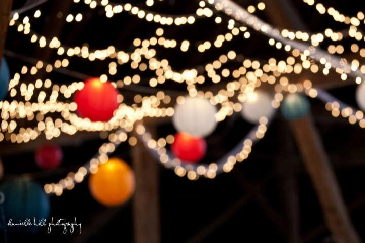 Paper Lantern String Lights Wedding : Paper Lanterns And String Lights Tradesy Weddings