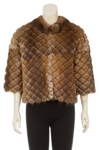 J. Mendel Brown Jacket
