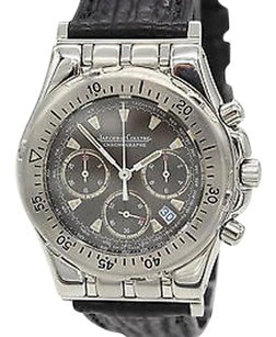 Jaeger-LeCoultre Mens Jaeger Lecoultre Kryos Stainless Steel Watch 305.8.31