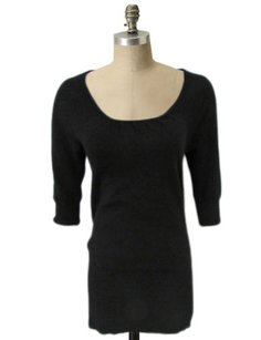 James Perse Standard Womens Top Black