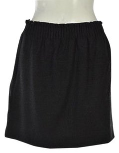 J.Crew J Crew Womens Speckled A Skirt Gray