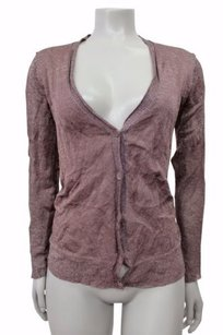 J.Crew Whisper Glimmer Cardigan Sweater