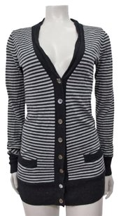 J.Crew Graphic Stripe Forever Wool Sweater