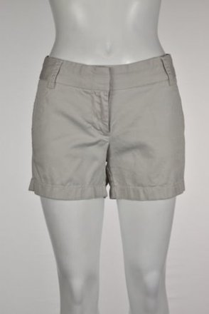 291bb8ed8a4b8 60%OFF J.Crew J Crew Chino Womens Gray Casual Shorts 0 Cotton Walking