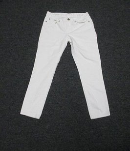 J.Crew Crew Stretch Closure Bootcut Ribbed Casual 4s 2085 Pants